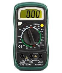 Mastech 830L, Mastech 830L Digital Multimeter