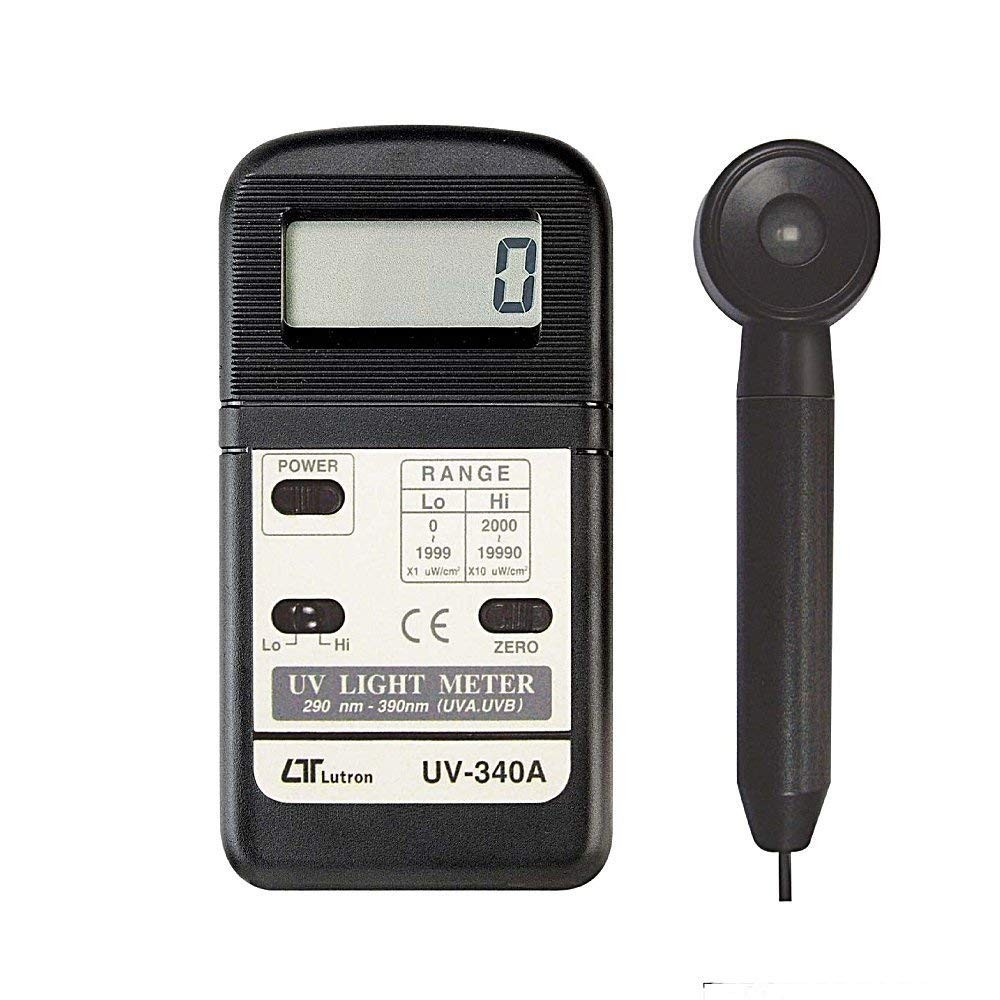 Lutron UV 340A, UV Light Meter, 340A Light Meter