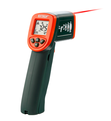 Extech IR267,Extech IR267 Mini InfraRed Thermometer, Mini InfraRed Thermometer