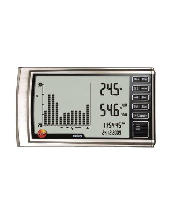 testo 623, Testo Hygrometer, Temperature Meter,Humidity Meter