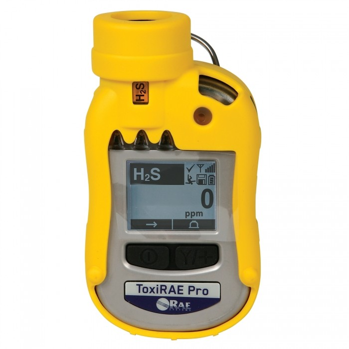Toxirae Pro H2S Single Gas Monitor