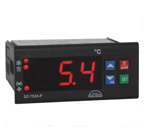 Subzero SZ-7524P Temperature Controller,Digital Temperature Monitor.