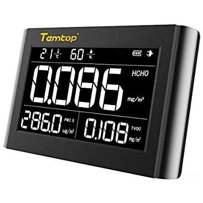 Temtop M1000 Air Quality Detector, Air Quality Detector