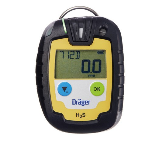 Dräger Pac 6500 H2S Gas Detector