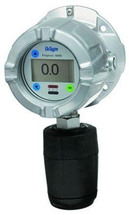 Drager polytron 8100,Oxygen detector,toxic gases detector