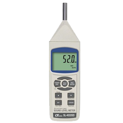 Lutron SL-4033SD Sound Level Meter