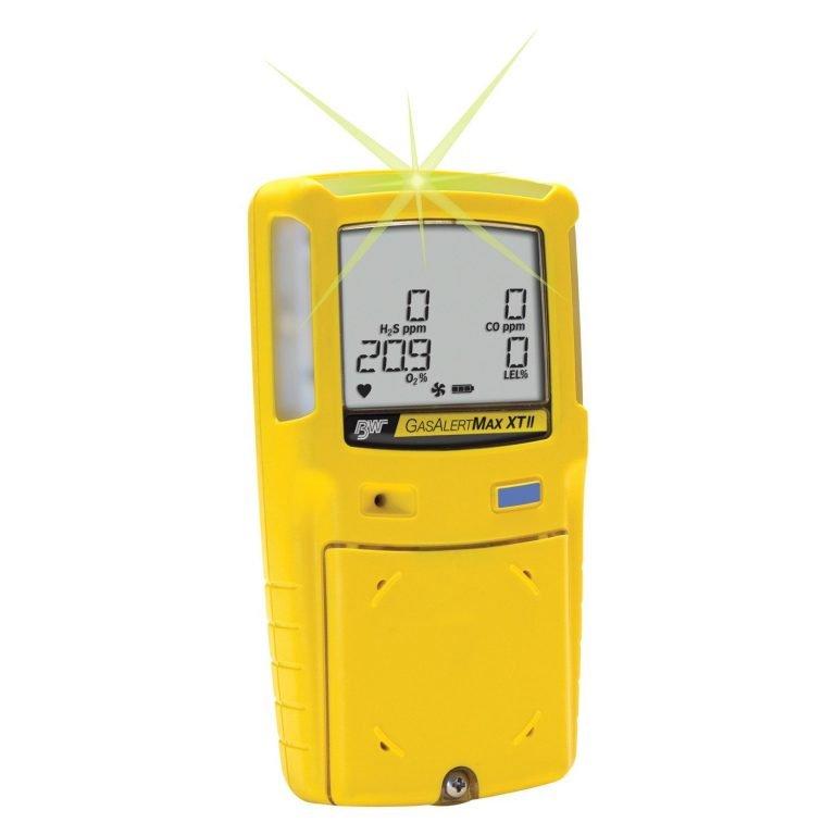 Honeywell  GasAlert Max XT II 4-Gas Detector