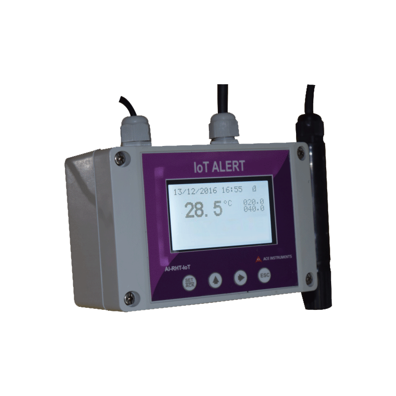 Cold Chain Temperature Alarm Monitor, temperature monitor