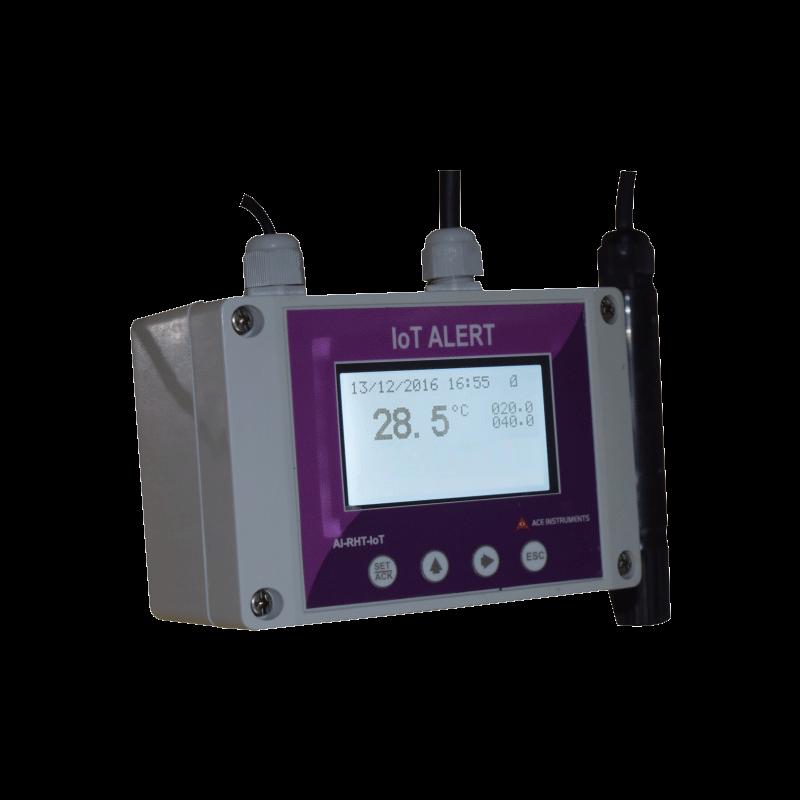 IoT Temperature Monitor