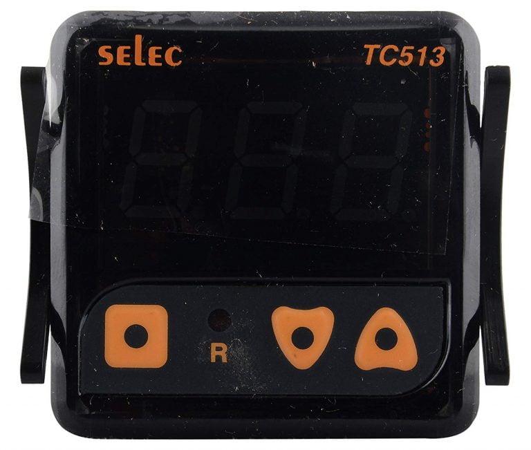 Selec TC 513AX Temperature Controller