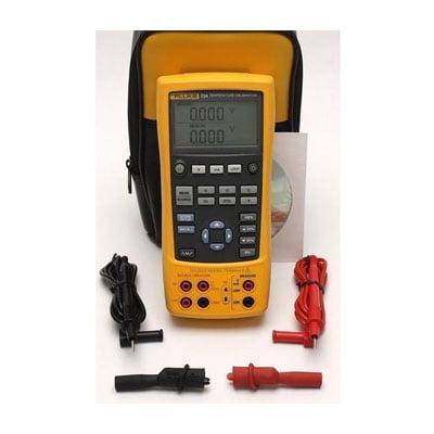 Fluke 724 Temperature calibrator,rtd calibrator,Temperature calibrator, rtd calibrator, temp calibrator, fluke temp calibrator