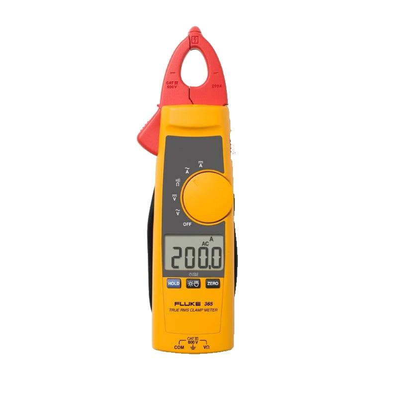 Fluke 365 Digital True RMS Clamp Meter, digital clamp meter