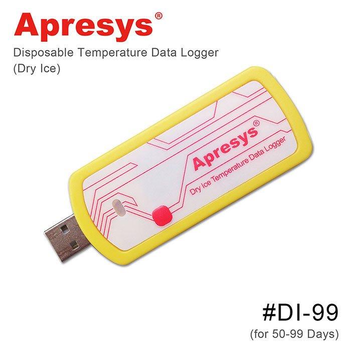 Apresys DI-99 Disposable Temperature Datalogger