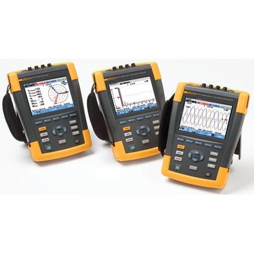 Fluke 430 Series Power and Energy Analyzer