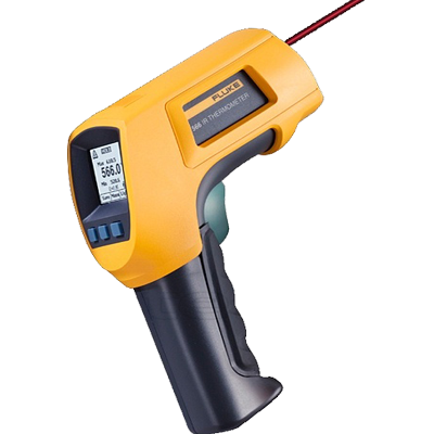 Fluke 566 and 568 Infrared Thermometer