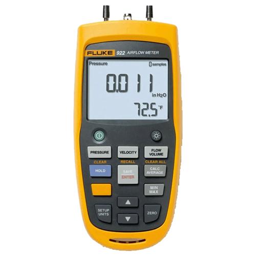 fluke 922, airflow meter
