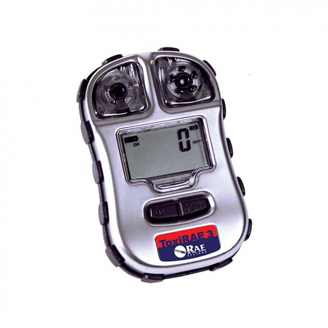 ToxiRAE 3 Personal Monitor for CO or H2S