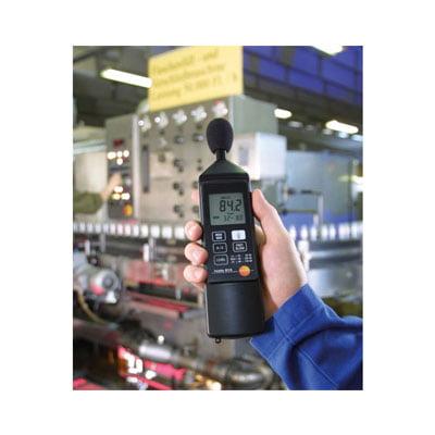Testo 815 Sound Level Meter, Testo Sound Level Meter