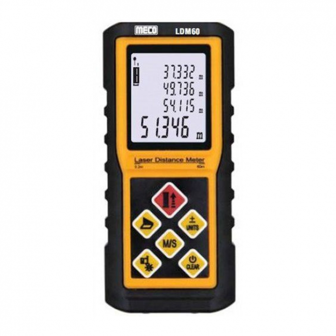 Meco LDM 60 Laser Distance Meter