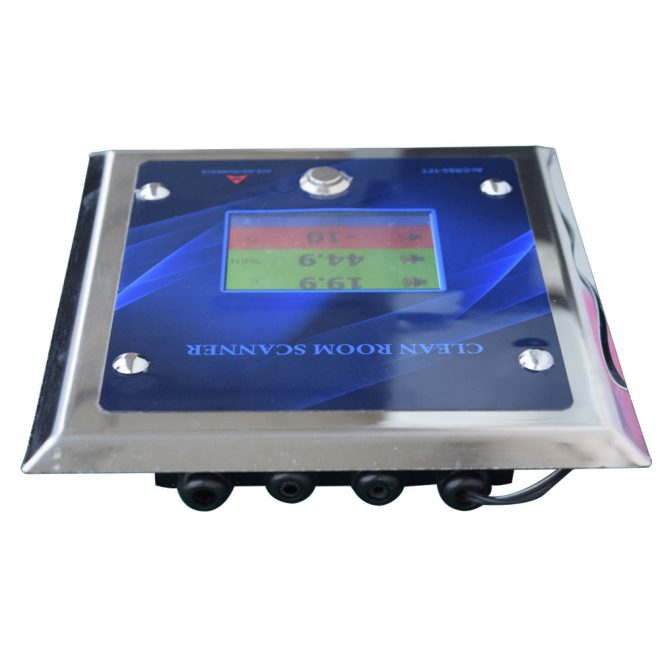Ace AI-CRS3-TFT 4 Parameters Touch Screen Monitor