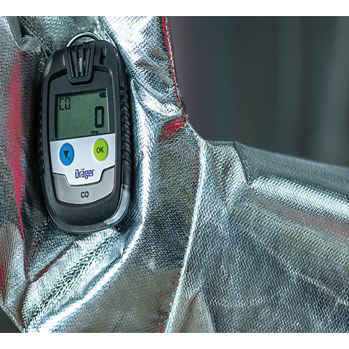 Dräger Pac 6500 Portable CO Gas Detector