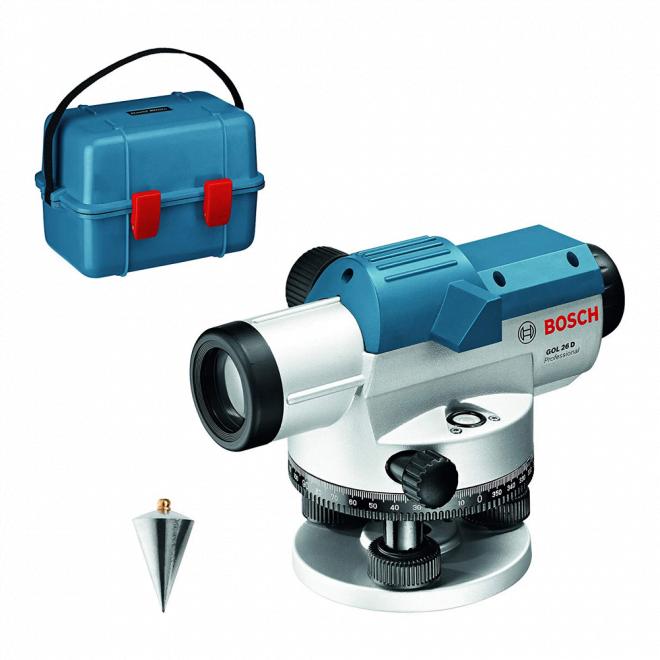 Bosch GOL 26 D Professional Level