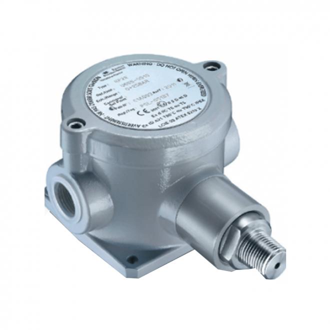 Baumer MEX3 Industrial Pressure Gauge