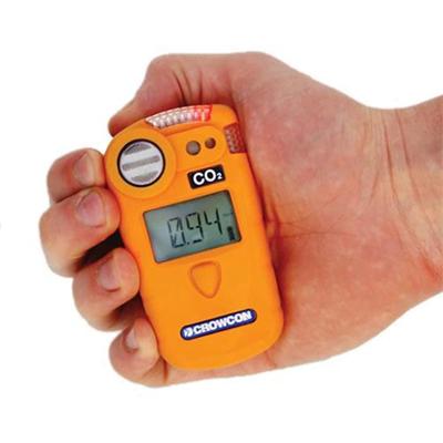Carbondioxide gas detector