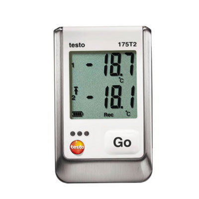 Testo 175 T2 Temperature Data Logger