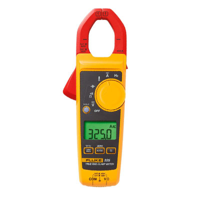 Fluke 325 True RMS Digital Clamp Meter, Fluke 325 Digital Clamp Meter