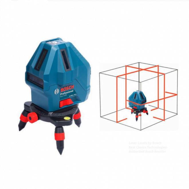 Bosch GLL 5-50 Plastic Professional Laser Measure