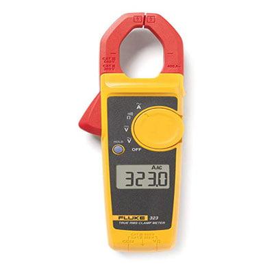 Fluke 323 True-rms Digital Clamp Meter