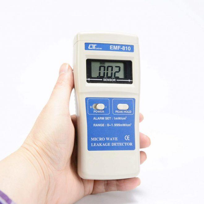 Lutron EMF 810 Micro Wave Leakage Detector