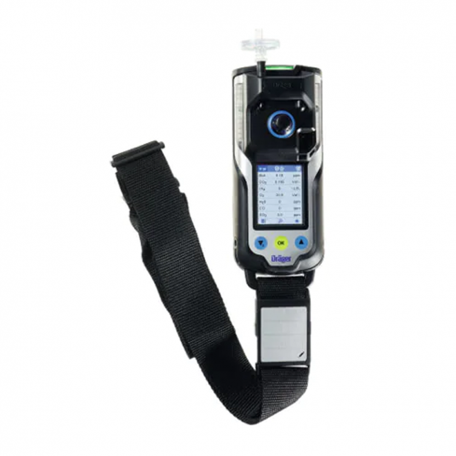Drager X-am 8000 Multi-Gas Detector