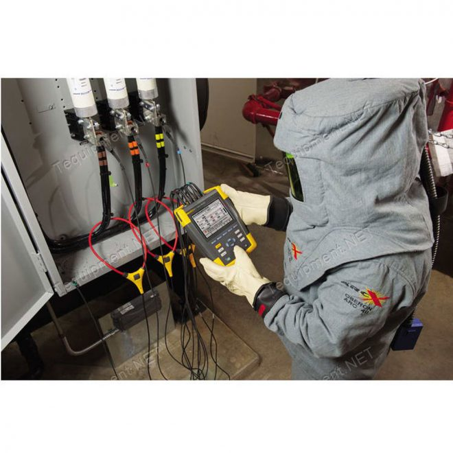Fluke 434-II Power and Energy Analyzer