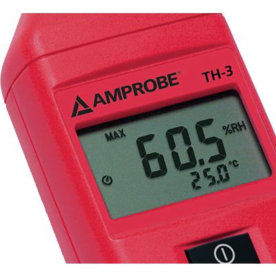 Amprobe Temperature Humidity Meter