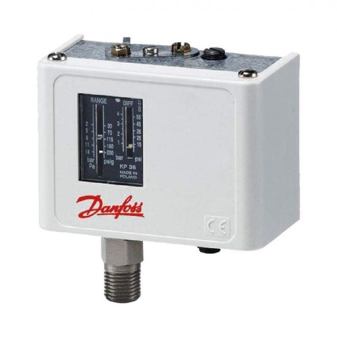 Danfoss-KP35-Pressure-Switch