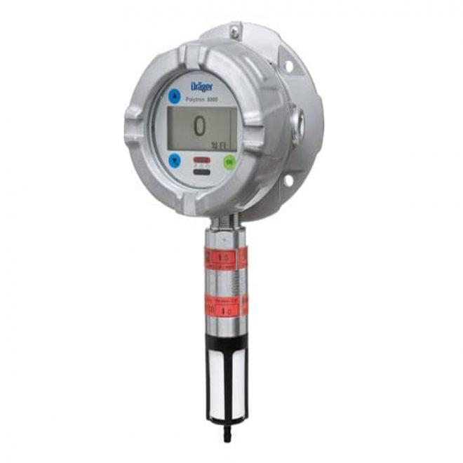 Draeger-8200-CAT-Flammable-Gas-Detector-Polytron-2