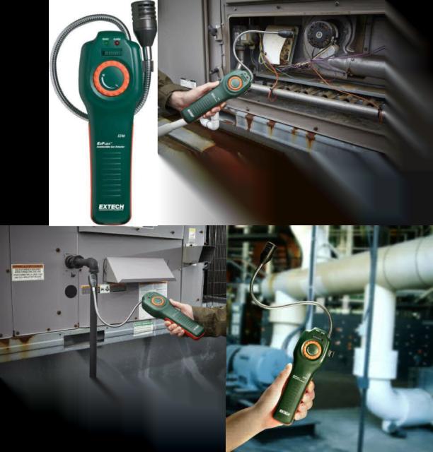 Extech Ez40 Combustible Gas Detector 2