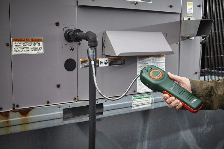 Extech Ez40 Combustible Gas Detector 3