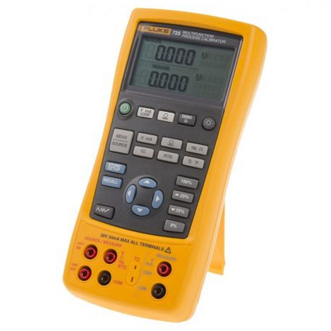 Fluke 725 Multifunction Calibrator 3