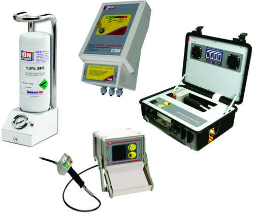 Ion Science SF6 Gas Detector 1