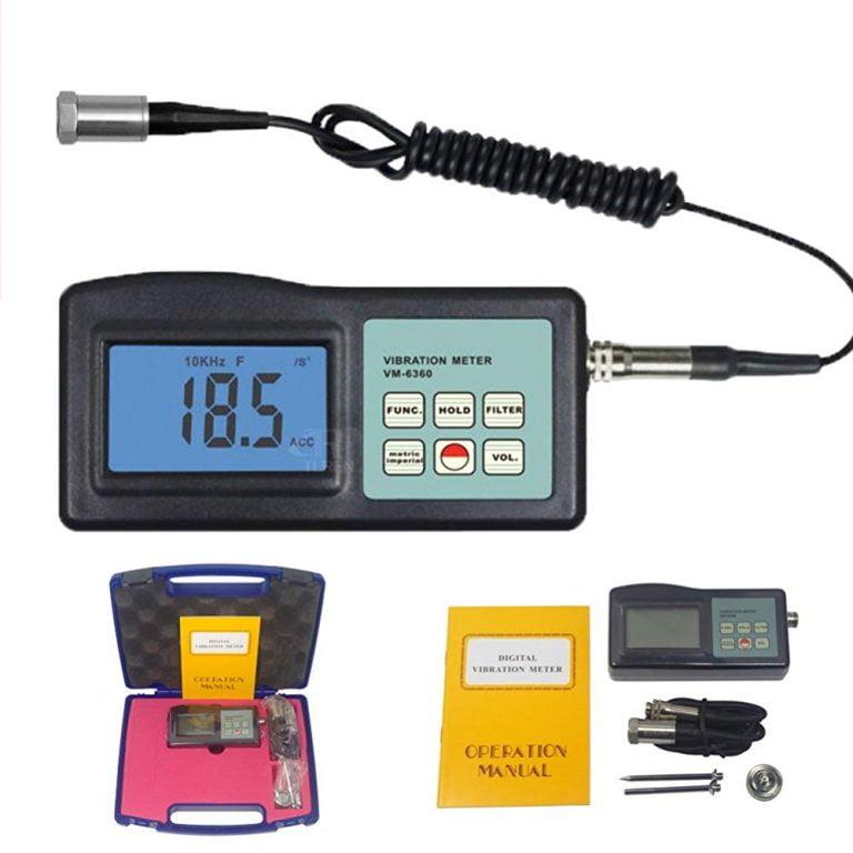 Mextech VM6360 Vibration mater 1