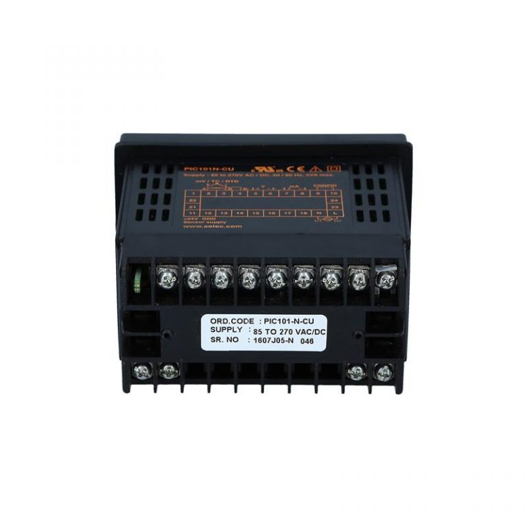 Selec PIC101N Temperature Controller 3