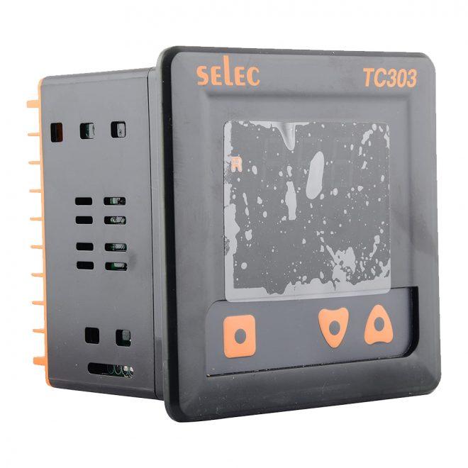Selec TC303 Temperature Controller 1