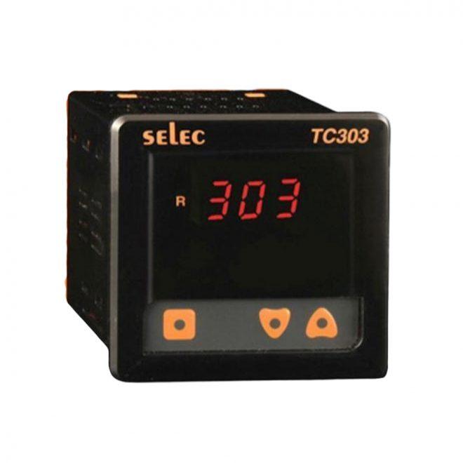 Selec TC303 Temperature Controller 3