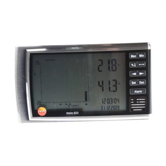 Testo 623 Temperature And Relative Humidity Meter 2