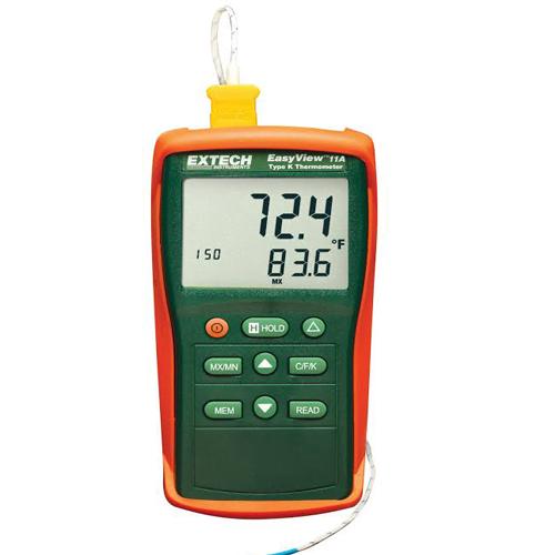 Extech, Extech EA11A,Single Input Thermometer