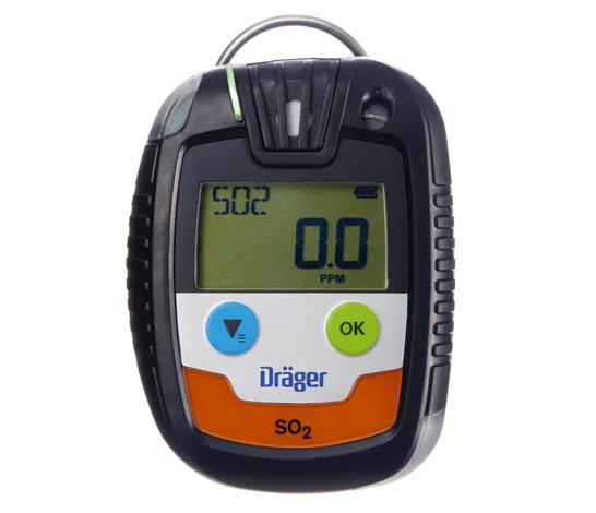 Drager 6500 Portable SO2 Gas Detector, Gas  Detector