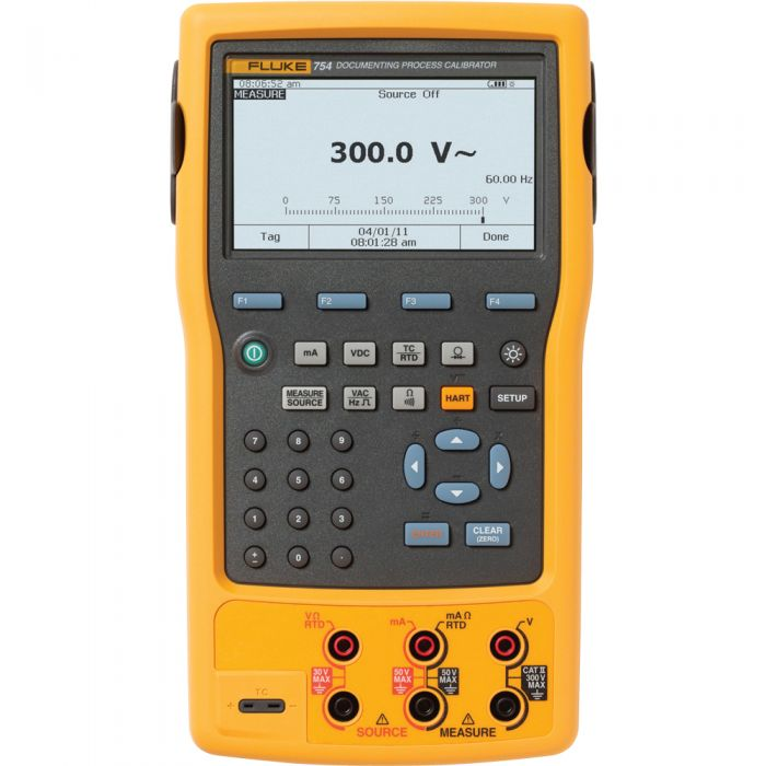 Fluke 754 Process Calibrator